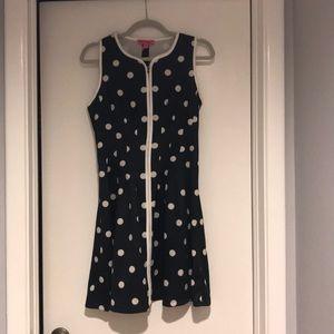Betsey Johnson polka dot dress